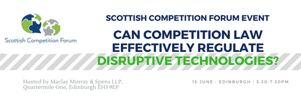 Can competion law effectively regulate disruptive technologies_
